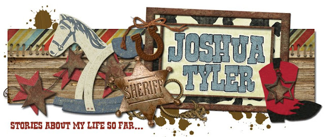 Joshua Tyler Blog Design