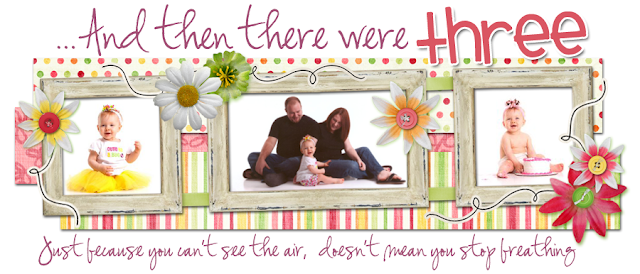 Then There were Three Blog Design