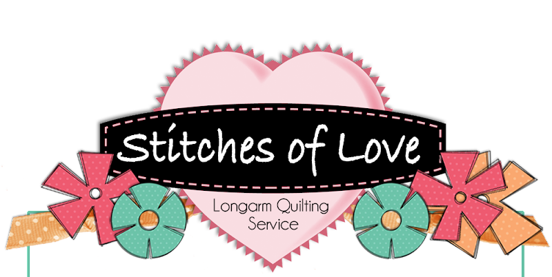 Quilting with Stitches of Love Blog Design