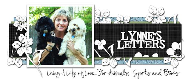 Lynnes Letters Blog Design