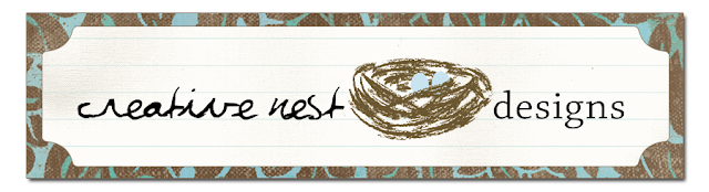 Creative Nest Blog Design