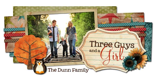 Dunns Blog Design