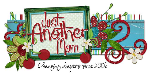Just Another Mom Blog Design