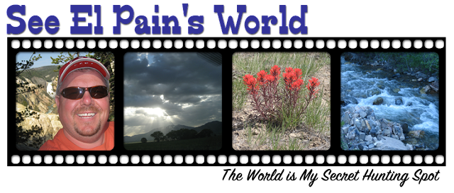 See El Pain's World Blog Design