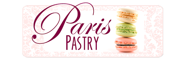 Paris Pastry Blog Design