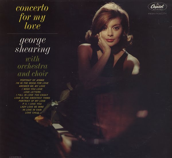 George Shearing Concerto For My Love