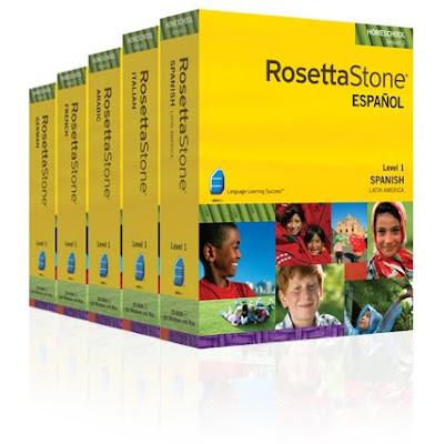 descargar rosetta stone ingles americano
