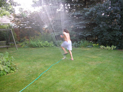 Sprinkler Husband