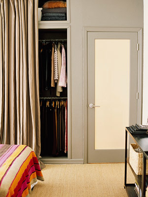 loft & cottage: tuesday tip: curtains as doors