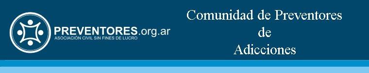 COMUNIDAD DE PREVENTORES DE ADICCIONES