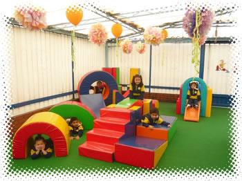 Estimulaci n sensorial el mundo por los sentidos for Actividades para jardin infantil