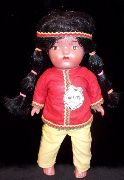 Black Doll Collecting: A Toy for Boys but Girls Like It