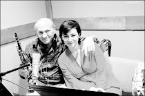 Erin McDougald records with Dave Liebman