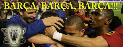 Bar%C3%A7a Campeones!!!!!