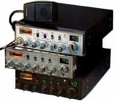 Comunicações (CB / PMR / VHF e UHF Band)