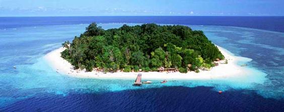 TOURISM IN MSIA: PULAU SIPADAN