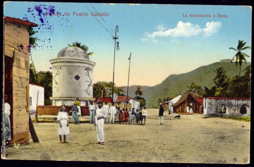 Los brandt cumboto y puerto cabello - Antigua casa jove ...
