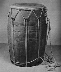 Dhol (traditional instrument for folk songs)