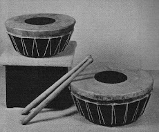 Dholak(folk music instrument)