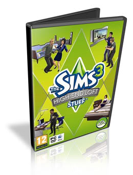 PC The Sims 3 Vida em Alto Estilo Download – PC The Sims 3 Vida em Alto Estilo Completo  Baixar Grátis