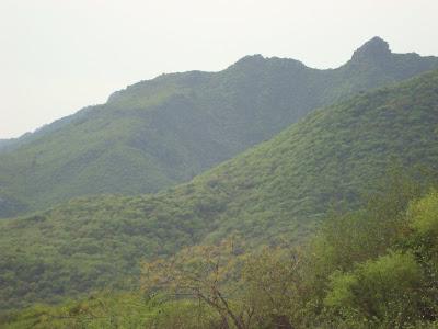 Margalla hills Image