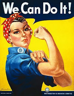 Pin up Feminismo