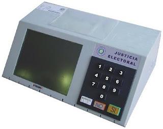 Eleições Urna Eletrônica
