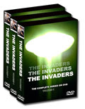 Invaders DVD