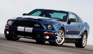 2008 Shelby GT500KR Ford Mustang
