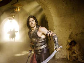 Jake as Dastan - the Prince of Persia