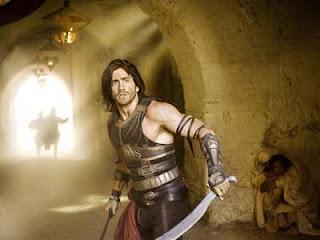 Jake as Dastan - the Prince of Persia