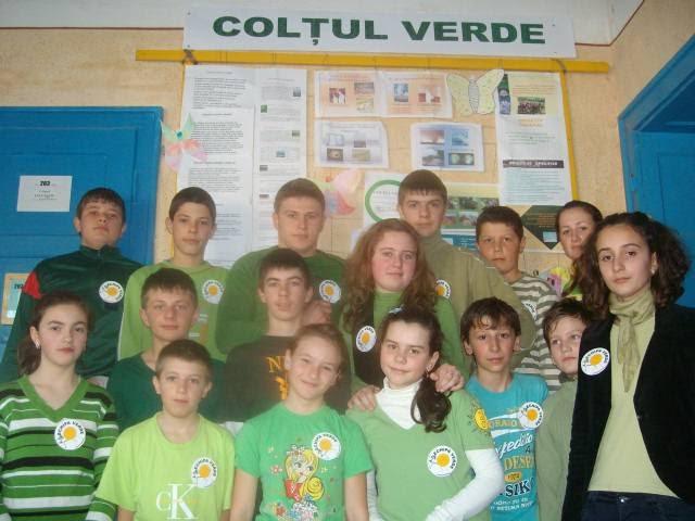Echipa verde și Coltul verde: 11 martie 2010