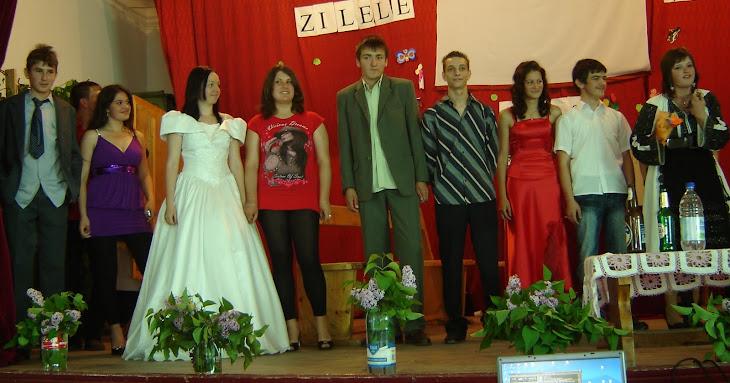 Clasa X: Nuntă cu final fericit, premiul II-liceu