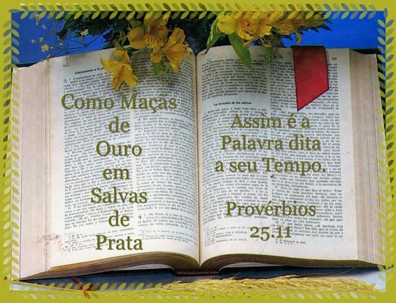 """""""A BÍBLIA SAGRADA É A PALAVRA DE DEUS"""""""