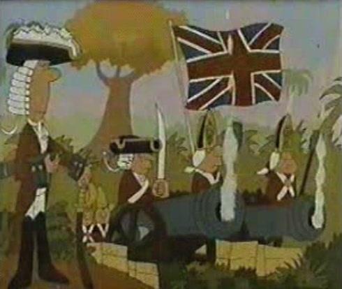 Ideas de libertad el abandono de la habana por los ingleses - Como son los ingleses ...
