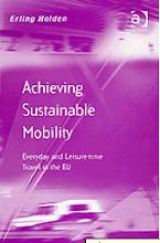 Engelsk bok om bærekraftig transport