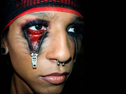 Blue Halloween Makeup Ideas Halloween Makeup Ideas