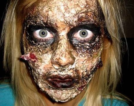 Zombie+face+painting+pictures