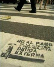 """NO AL PAGO DE LA DEUDA EXTERNA! (BAJATE EL INFORME DE """"PERIODISMO 2.0)"""