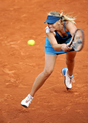 Sexy Maria Sharapova in action - Maria Sharapova - Zimbio