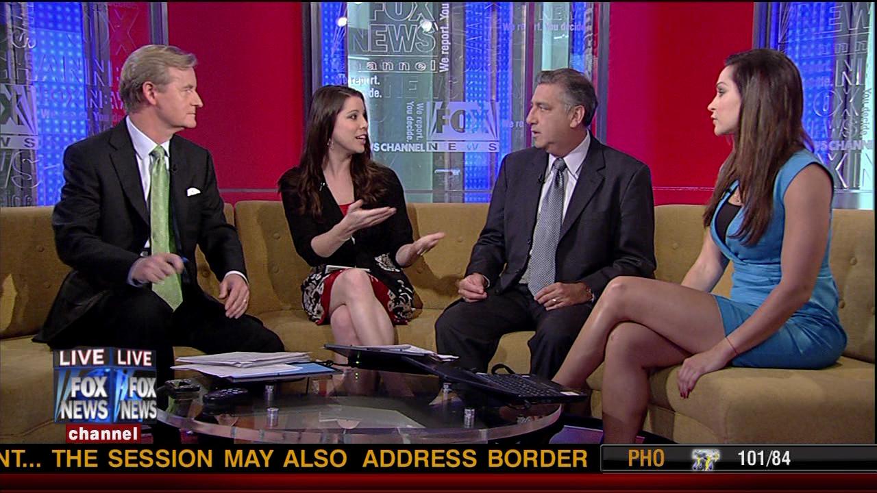 Tamara Holder Fox News