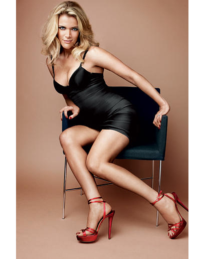 Megyn Kelly pictures courtesy of GQ magazine