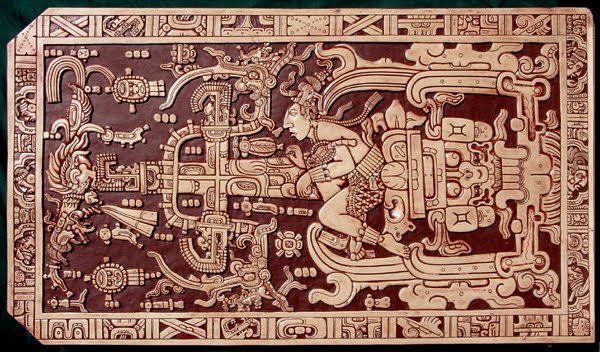 mayan astronaut - photo #8