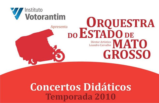 Concertos Didáticos 2010