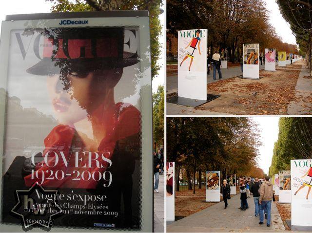 vogue paris covers exhibition