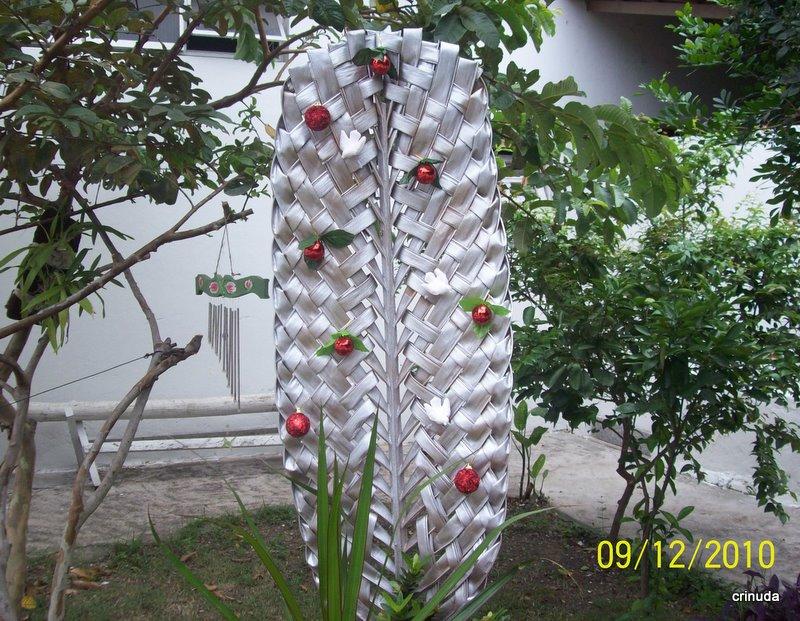 De Decoração Coloco Lá Espero Que Sirva De Inspiração Para Vocês~ Decoracao Para Jardim Natal
