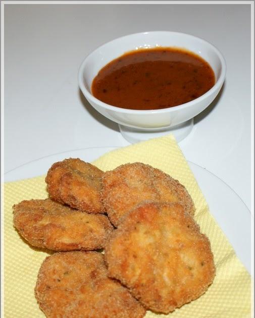 Gourmandisement: Nuggets Au Poulet Et Sa Sauce Maison