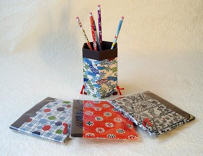 collapsible pen/pencil cups
