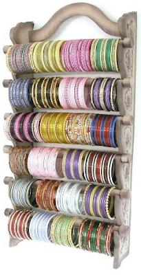 bangle rack