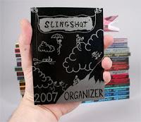 Slingshot 2007 mini organizer